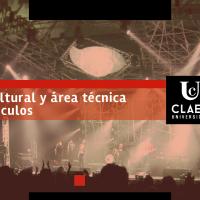 """Formación Permanente: Curso """"Gestión Cultural y Área Técnica de Espectáculos""""."""