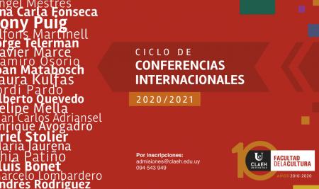 Ciclo de conferencias internacionales