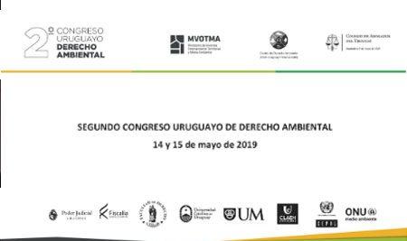 Segundo Congreso Uruguayo de Derecho Ambiental