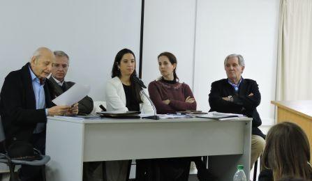 Simulacro de audiencia del curso de Derecho Internacional Público