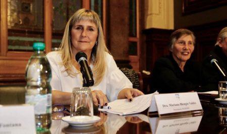 Asunción de la Dra. Mariana Blengio como Presidenta de la Institución Nacional de Derechos Humanos y Defensoría del Pueblo