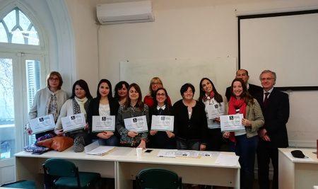 Finalizó otra edición del Diploma en Práctica Judicial Pericial en Montevideo