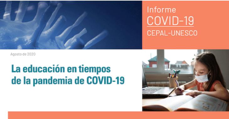 Cepal-Unesco-Covid