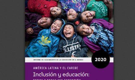 UNESCO: Informe de Seguimiento de la Educación en el Mundo 2020