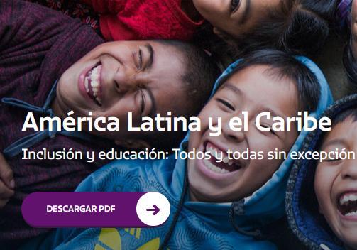 Informe Inclusión y Educación
