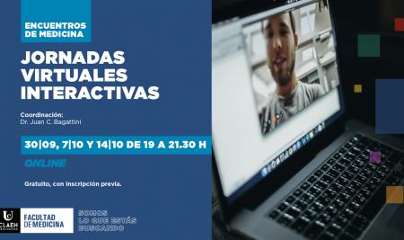 Encuentros de Medicina: Jornadas Virtuales Interactivas (02)