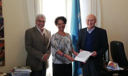 Auspicio de UNESCO a la Cátedra Regional de Complejidad y Condición Humana