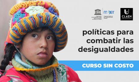 Curso abierto: Desigualdades en América Latina y el Caribe