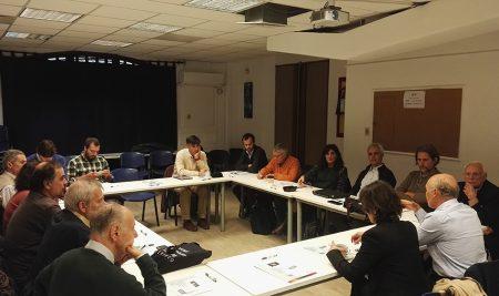 Centros de pensamiento se reunieron en Universidad CLAEH