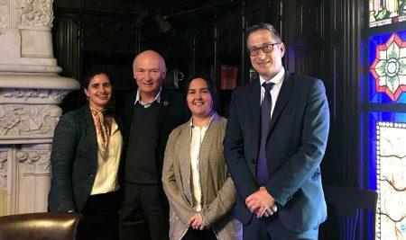 Universidad CLAEH estrecha lazos con AHK Uruguay