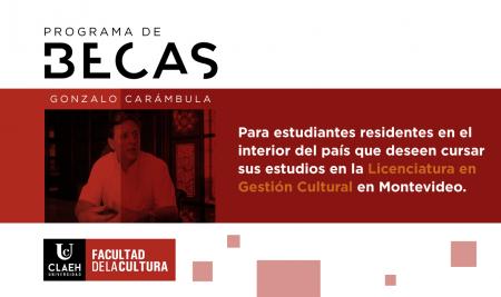 Becas Gonzalo Carámbula