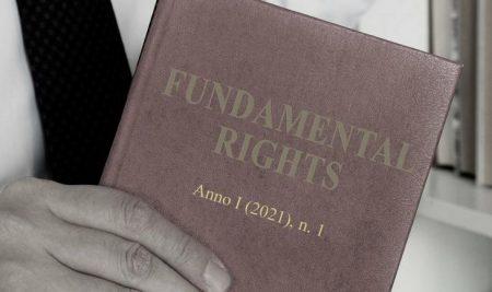 El derecho humano fundamental al libre desarrollo de la personalidad. Carlos de Cores, Raúl Gamarra. Revista Fundamental rights
